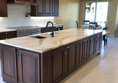 Ocean Bay Townhouse Kitchen Remodel